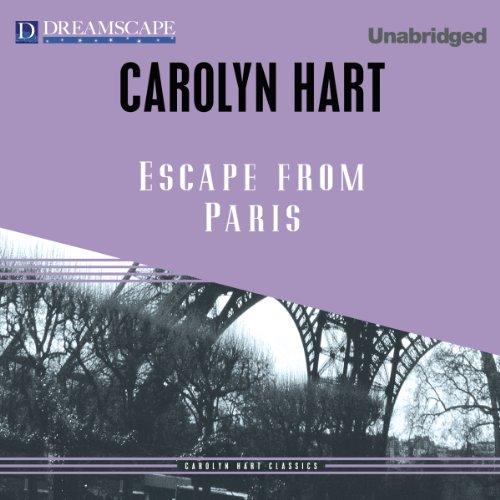 Page de couverture de Escape from Paris