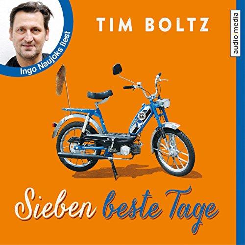 Sieben beste Tage audiobook cover art