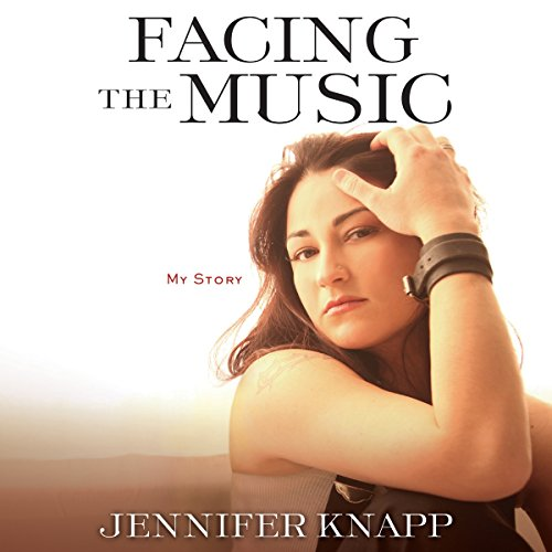 Facing the Music audiobook cover art