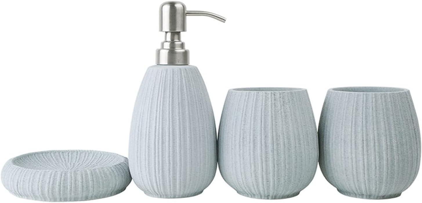 Opening large release sale Soap Dispenser Bottle Lotion Reservation Set - Accessory Bathroom