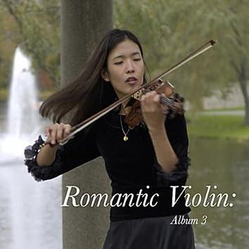 Romantic Violin Album 3
