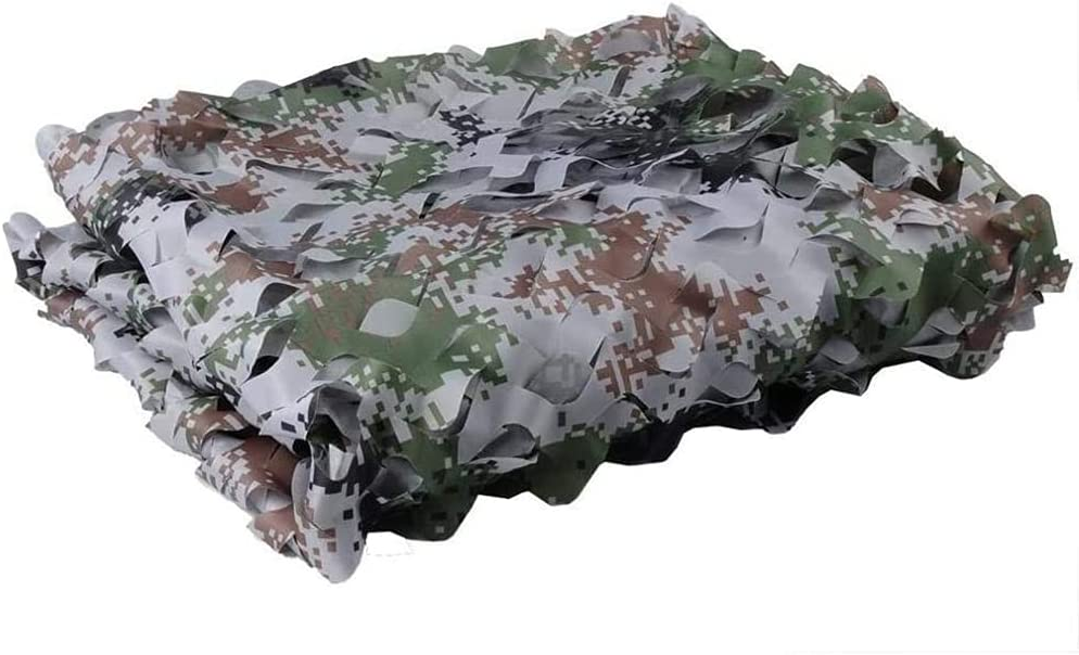 JWW Now free shipping Camouflage Net Military Selling and selling Decoration Sunshade Lightweight Nets