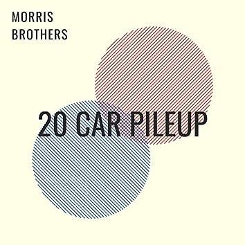 20 Car Pileup