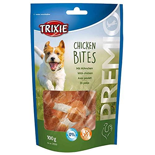 Trixie 31533 PREMIO Chicken Bites, 100 g