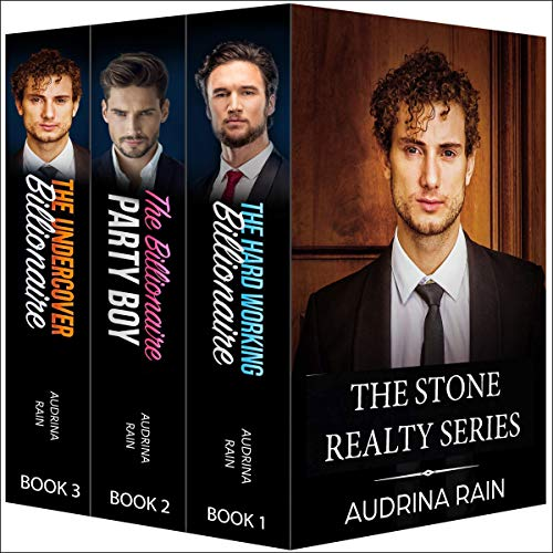 The Stone Realty Series: Sweet Clean Billionaire Romance  By  cover art