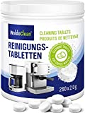 Cleaning Tablets for Coffee and Espresso Machine - Pack of 260, Cleaner Suitable for Automatic Coffee Makers and Capsule Machines