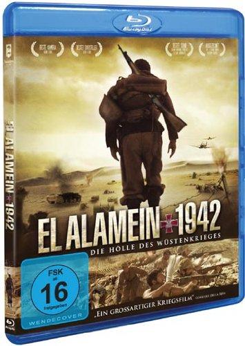 El Alamein 1942 - Die Hölle des Wüstenkrieges [Blu-ray]