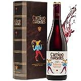 CAMINO DE CABRAS Estuche de vino - Mencía Crianza - vino tinto – D.O....