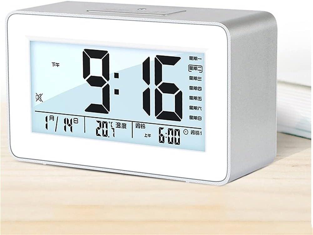 Ranking TOP14 TYMLRX Multi-Function Indefinitely Alarm Clock Mirror Digital LED