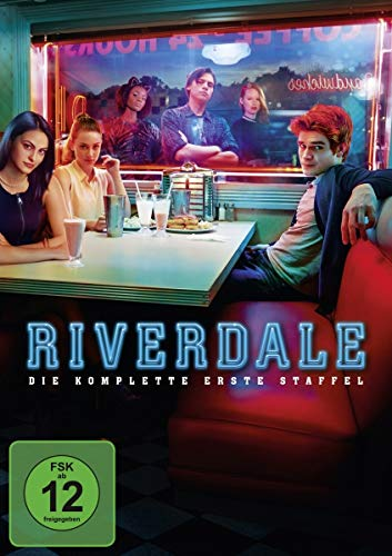 Riverdale: Die komplette 1. Staffel [DVD]