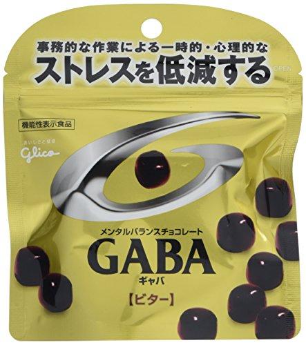 江崎グリコ メンタルバランスチョコレートGABAビター スタンドパウチ 51g