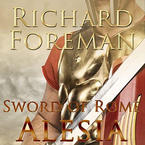 Alesia audiobook cover art