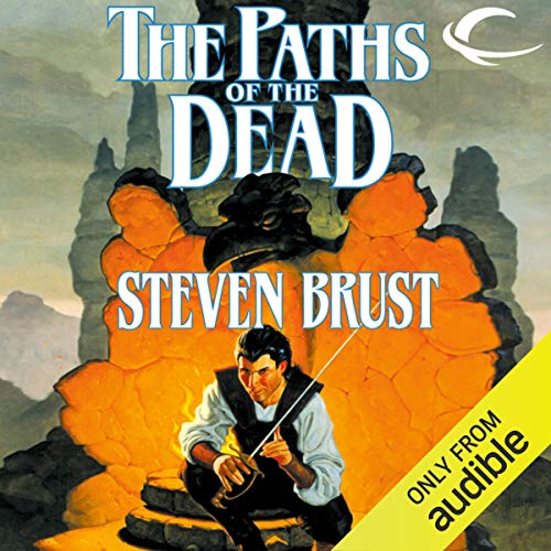 Couverture de The Paths of the Dead
