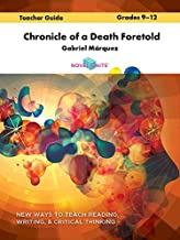 Chronicle of a Death Foretold - Teacher Guide by Novel Units