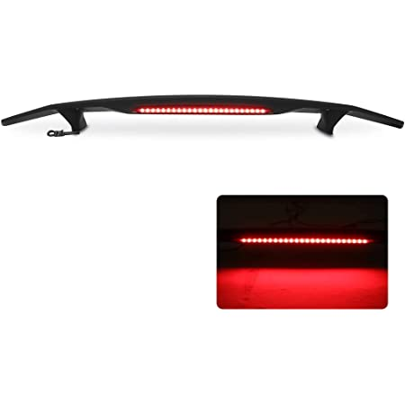 SCITOO ABS Black Rear Trunk Spoiler Wing Exterior Accessories Styling Kits Replacement for Honda Civic 4-Door Sedan 2.0L Si