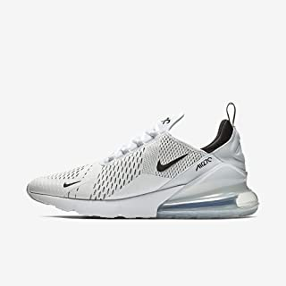 Air Max 270 Men's Running Shoes White/Black-White AH8050-100 (11 D(M) US)