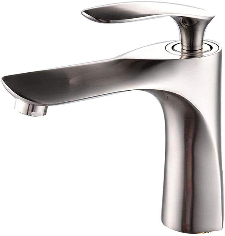 360 ° drehbarer Wasserhahn Retro Wasserhahn Mischbatterie Bad voll Kupfer Becken Wasserhahn