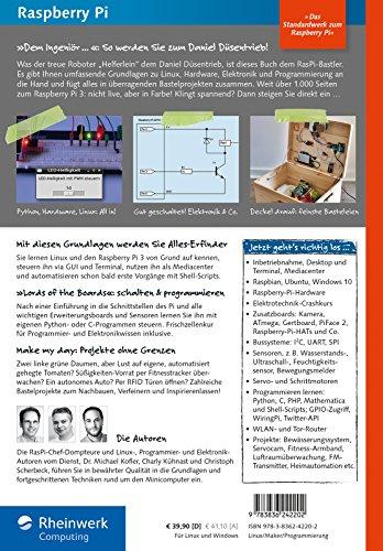 Raspberry Pi: Das umfassende Handbuch - 2