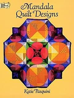 Mandala Quilt Designs (Dover Needlework Series)