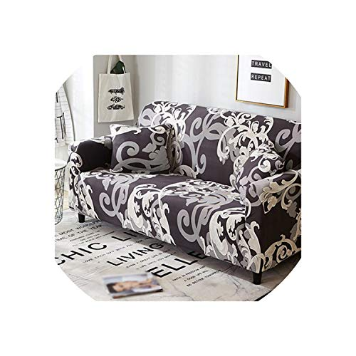 Leopard Pattern Universal Elastic Stretch Sofa Covers Living Room Couch Slipcovers Cases Spandex Furniture Protector Home Decor,22,Three seat Sofa