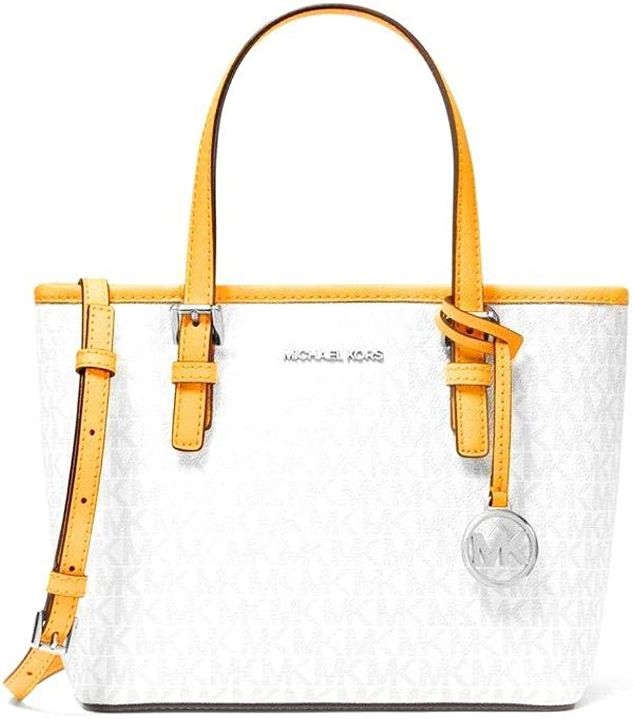 Michael Kors XS Carry All Womens Tote Jet Fort Worth Mall Set Special sale item Travel