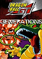 Dragon Ball Gt 15: Generations [DVD] [Import]
