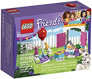 lego friends party bags