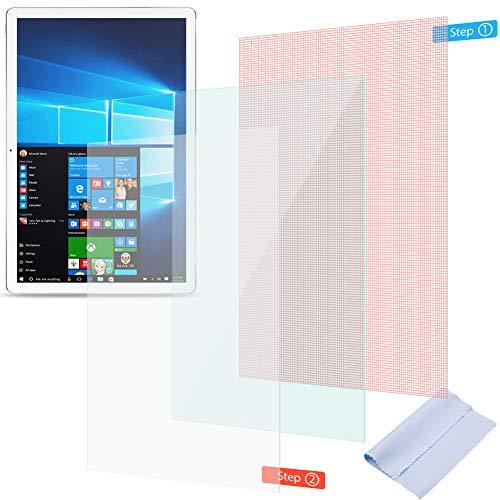 UC-Express Schutzfolie für Xiaomi Mi Pad 4 Plus 2X Bildschirmschutz Panzerfolie klar Universal Bildschirm Folie