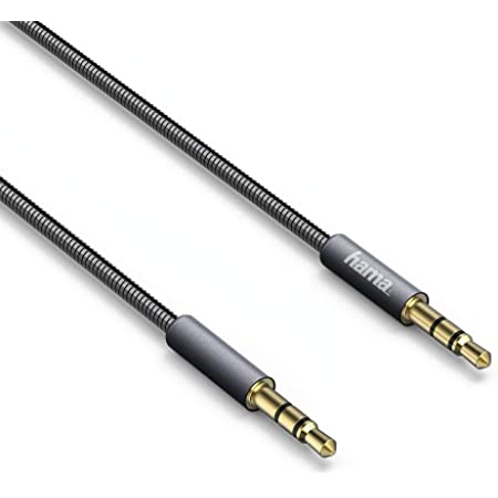 Inakustik 00410103 Premium 3 5mm Klinkenkabel Für Elektronik