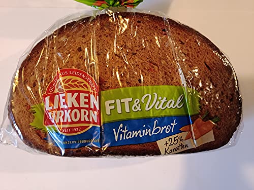 Lieken Urkorn Fit & Vital Brotschnitte, Vitamin 0,4 kg