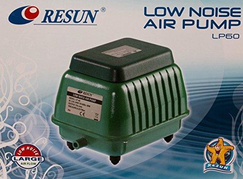 TAB RESUN LP 60 Belüfter Durchlüfter Membranpumpe 4200L/h