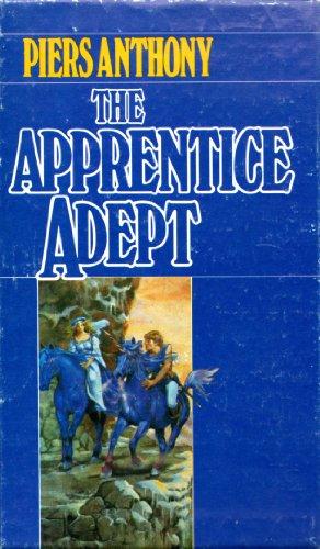 Apprentice Adept (1 - 3): Split Infinity / Blue Adept / Juxtaposition  (Boxed)