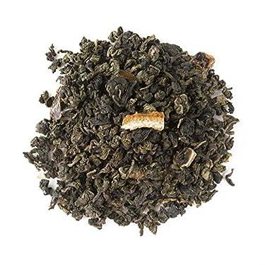 Aromas de Té - Té Azul Oolong Lima Limón - Con Té Oolong , Trozos de Lima y Aroma Natural - Té Suave - Té Azul - Fuente de Vitaminas y Nutrientes - Sin Gluten - 40 gr.
