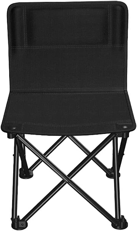 QWZ Outdoor Camping Chair Folding Max 43% OFF Backrest San Diego Mall L Ultra Fishing