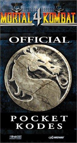 Official Mortal Kombat 4 Pocket Kodes Strategy Guide (Official Strategy Guides)
