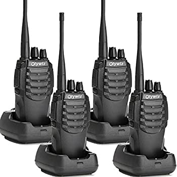 Olywiz HTD-826 Walkie-Talkie- Best Two-Way Radios For Hiking