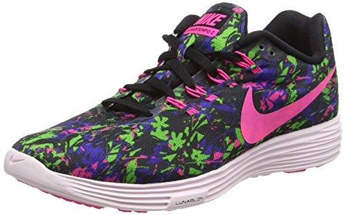 Nike Lunar Tempo 2 Print, Damen Laufschuhe, Mehrfarbig (6), 38 EU