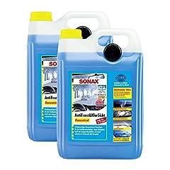SONAX 2X 03325050 AntiFrost&KlarSicht Frostschutz