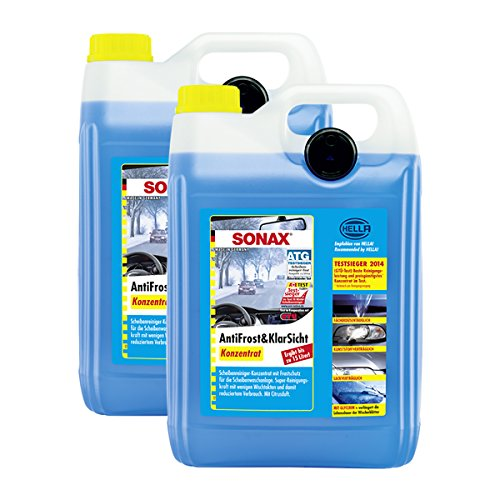 SONAX SONAX 2X 03325050 AntiFrost&KlarSicht Frostschutz Bild