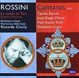 Rossini: Le nozze di Teti e Pelo - cantata - Recit: Figlio d'Acasto