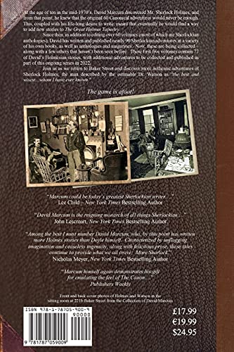 The Collected Papers of Sherlock Holmes - Volume 1: A Florilegium of Sherlockian Adventures in Multiple Volumes