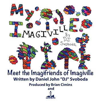 Meet the ImagiFriends of Imagiville - Autism Fundraiser