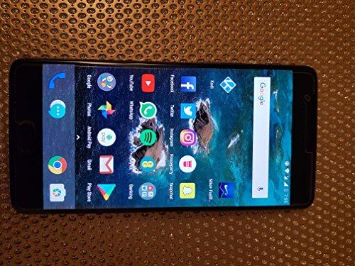 OnePlus 3T, 6GB RAM + ROM 64GB 4G FDD-LTE 5.5 821 pulgadas Móvil Qualcomm Snapdragon Quad Core 2.35GHz 16.0MP A3010