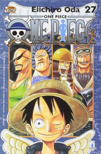 One piece. New edition (Vol. 27)