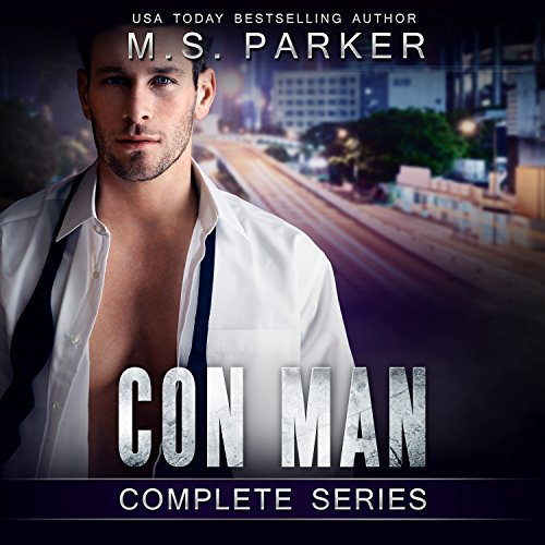Con Man: Complete Series Box Set cover art