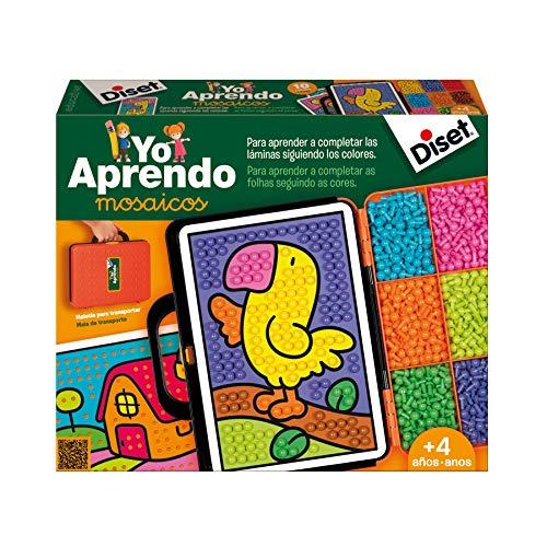 mejores Mosaicos para niños Diset - Yo Aprendo Mosaicos (63758)