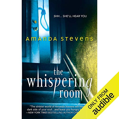 The Whispering Room  By  cover art