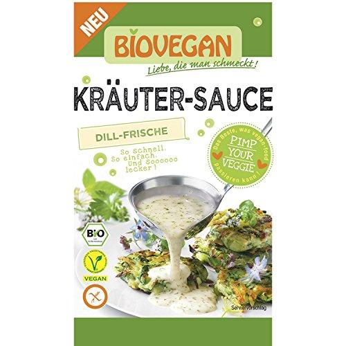 Biovegan Kräuter-Sauce - Bio - 23g
