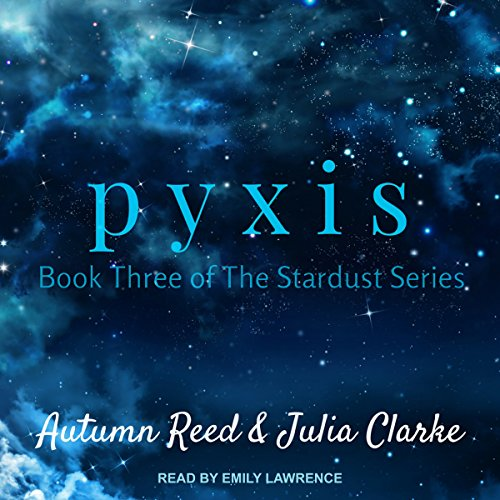 Pyxis audiobook cover art