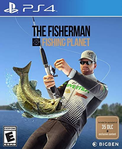 The Fisherman: Fishing Planet (PS4) - PlayStation 4